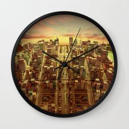 Argentine Wall Clock