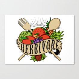 Herbivore Canvas Print
