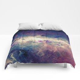 Interstellar Cloud Comforters