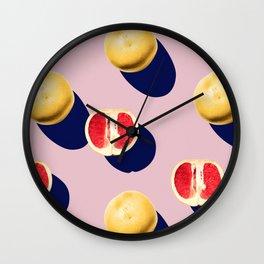 fruit 15 Wall Clock