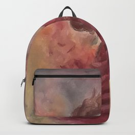 Elemental Witch - Fire Backpack