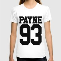 liam payne T-shirts featuring PAYNE by Aline Monteiro