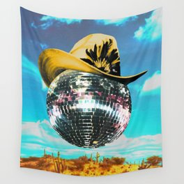 New Sheriff in Town Wall Tapestry