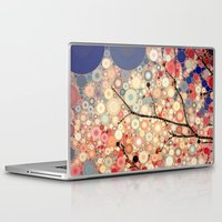 positive Laptop & iPad Skins featuring Positive Energy by Olivia Joy StClaire