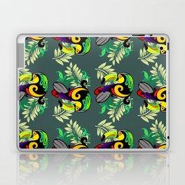 Vibrant Soul - Toucan Laptop & iPad Skin