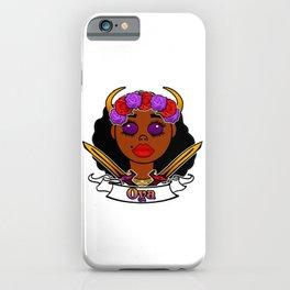 Oya Orisha iPhone Case