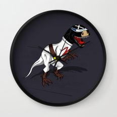 T-Rex (The X Roarcer) Wall Clock