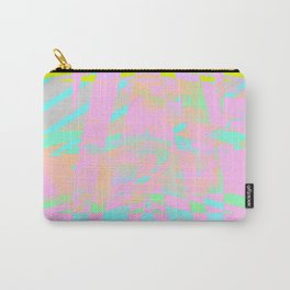 Clouds Mingle with Lines 5 Carry-All Pouch
