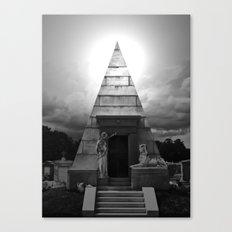 For the Sun Gods Canvas Print