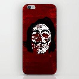 Salvador POSTportrait iPhone Skin