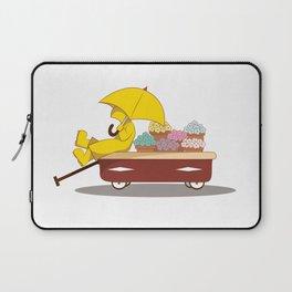 Spring Showers Laptop Sleeve