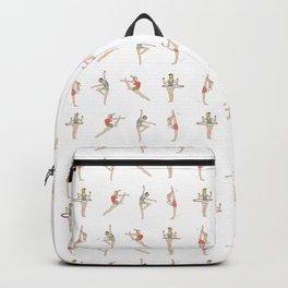 Gymnastics Exercises Backpack