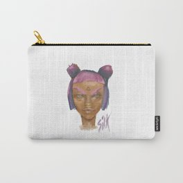 Sick Girl Carry-All Pouch