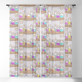 Under a Spell Sheer Curtain