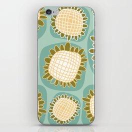 Cote d'Azur Blooms iPhone Skin