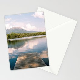 Daicey Pond and Mt. Katahdin Stationery Cards