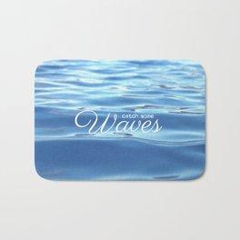 Catch Some Waves Bath Mat