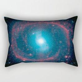 Ring of stellar fire Rectangular Pillow