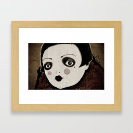 wall-eyed Framed Art Print