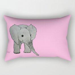 Emma Sweet Pea Rectangular Pillow