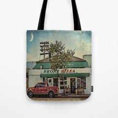 Bronx Pizza Tote Bag