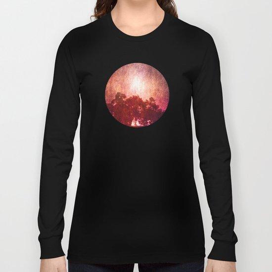 Waves of Light Long Sleeve T-shirt