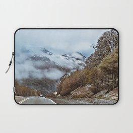 Patagonian Highway, Los Lagos, Chile Laptop Sleeve