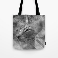 Broken Lynx Tote Bag