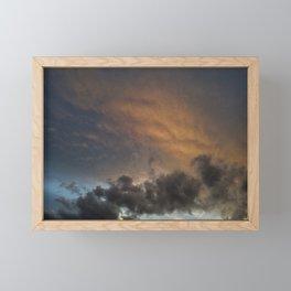 Beautiful endings Framed Mini Art Print