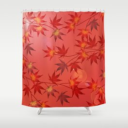 Momiji Shower Curtain