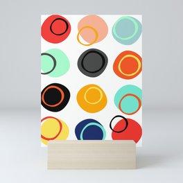 Color Drop Mini Art Print