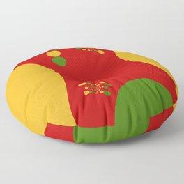 Mustard Floor Pillow