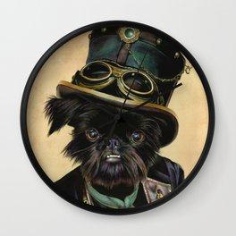 Sir Cornelius Kirby (steampunk) Wall Clock