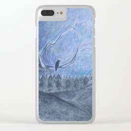 For Whom the Bell Tolls Clear iPhone Case