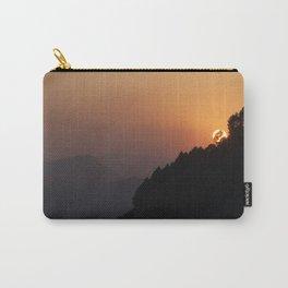 sun struck Carry-All Pouch