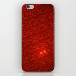 one of many devils iPhone Skin