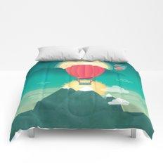 Sun, Moon & Balloon Comforters