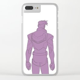 Identity Issues Clear iPhone Case