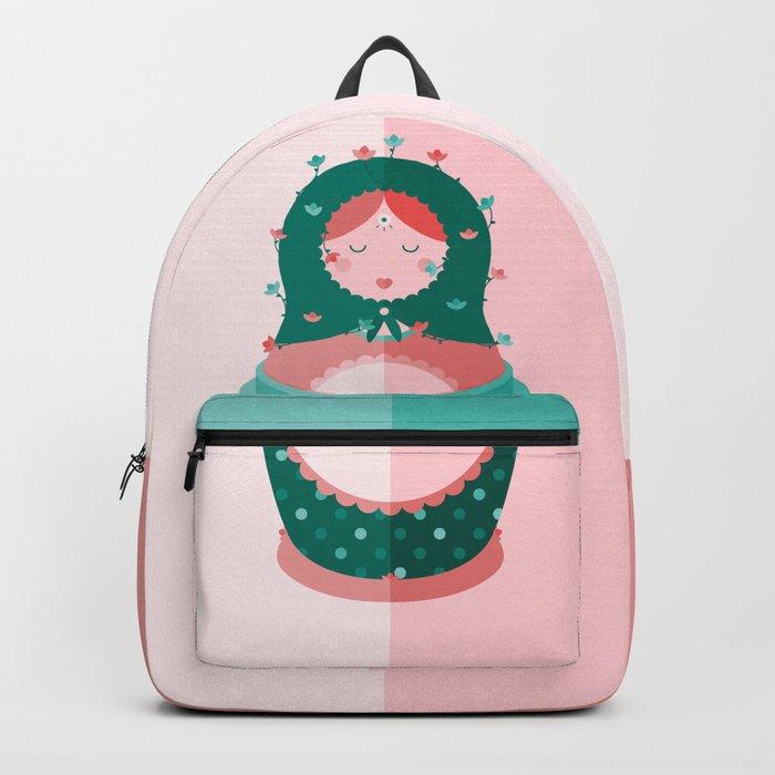 Matryoshka Backpack