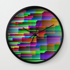 port16x10e Wall Clock