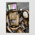 CONFUSED ROBO by matthewmccarthy