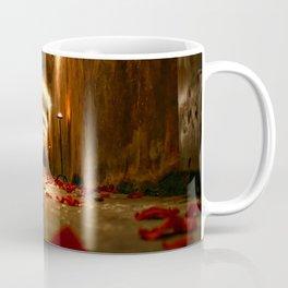 Rose Petal Tunnel Coffee Mug