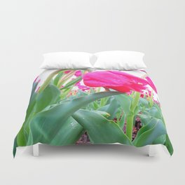 Hang Low Duvet Cover