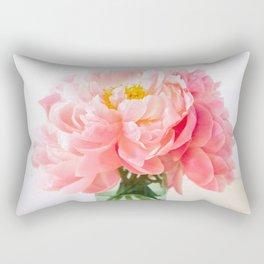 peonies 06 Rectangular Pillow