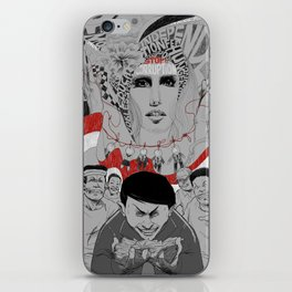 Corruption and Nepotism! iPhone Skin