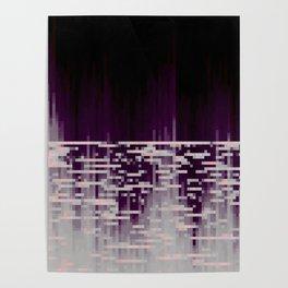 40hz: Glass Poster