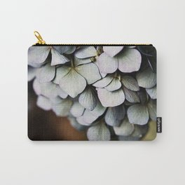 Chandelier Hydrangea Carry-All Pouch