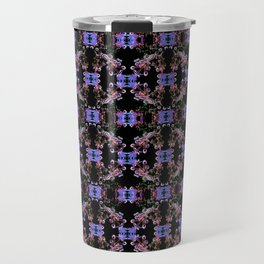 From Flowers Comes Darkness Travel Mug