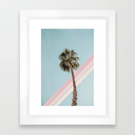 Californication Framed Art Print