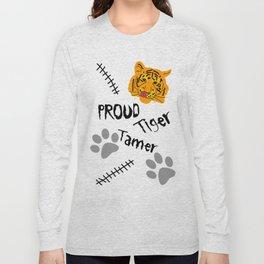 Proud Tiger Tamer Long Sleeve T-shirt
